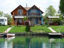 Accommodation Southern Transdanubia, Gyékényes-Vízpart Vacation home