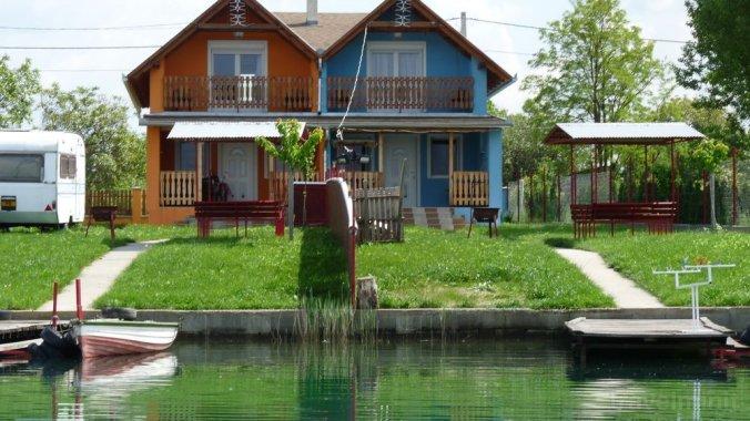 Gyékényes-Vízpart Vacation home Gyékényes