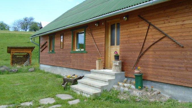 Casa de oaspeți Baksatanya Vărșag