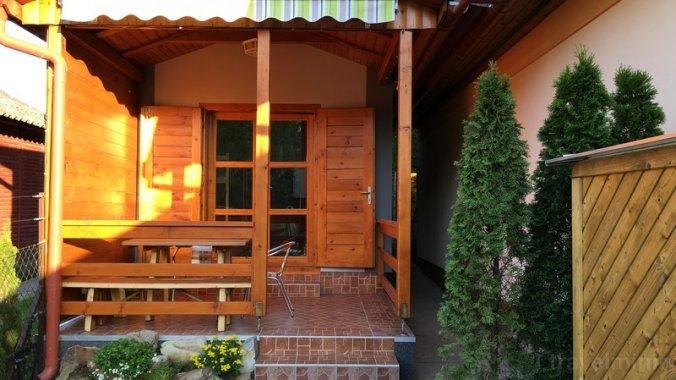 Casa de vacanță Kis Szarvas