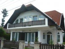 Nyaraló Horváthertelend, 5 éjszakára is foglalható 8-13 fős nyaralóház