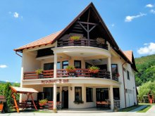 Pensiune Borsec, Pensiunea și Restaurant Csatári