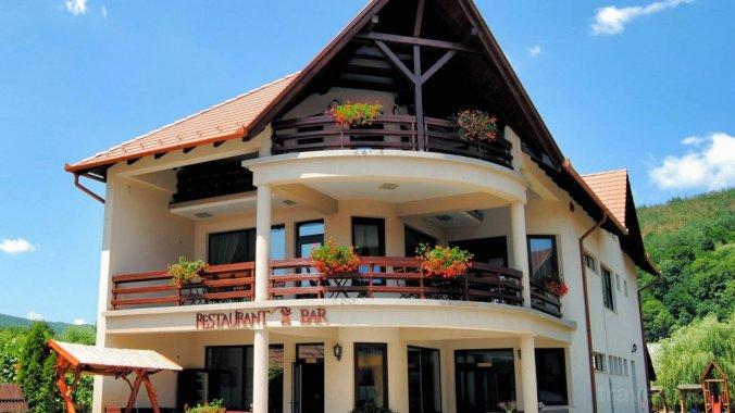 Pensiunea și Restaurant Csatári Praid