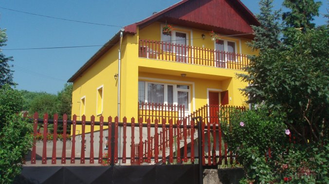 Casa de oaspeți Fenyő Egerszalók