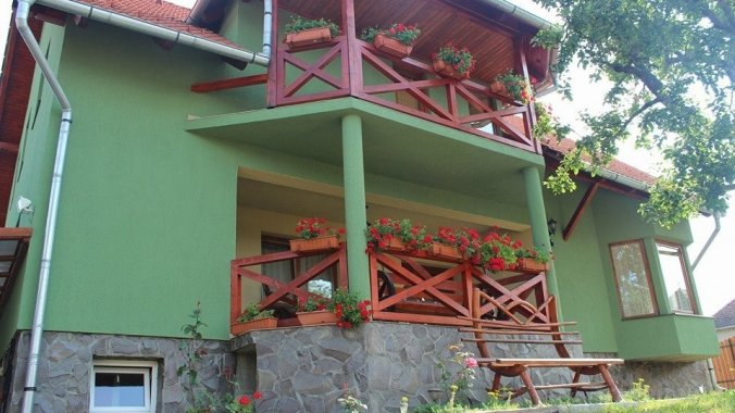 Casa de oaspeți Balló Sântimbru
