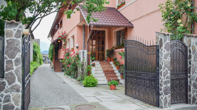 Pensiunea și Restaurantul Renata Săcele