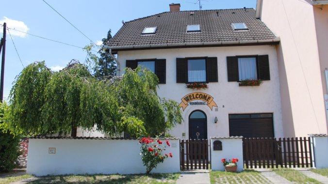 Casa de oaspeți Welcome Eger