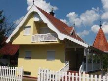 Casă de vacanță Balatonaliga, Casa de vacanță Szivárvány