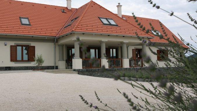 Casa de oaspeți Villa Tolnay Gyulakeszi