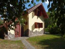 Cabană Lupeni, Casa la cheie Geréb Levente
