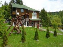 Cabană Lacu Roșu, Casa la cheie Cserny Csaba