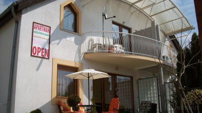 Apartament Aranyparti Siofok