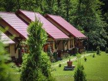 Szilveszteri csomag Medve-tó, Patakmenti Kulcsosházak és Vendégház (SPA)
