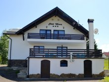 Casă de vacanță Dănești, Casa Mara