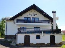 Nyaraló Bistrița Bârgăului Fabrici, Casa Mara Panzió