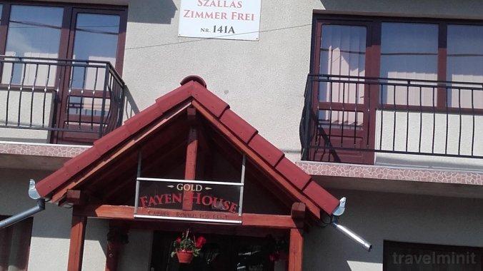 Gold Fayen House Tordatúr