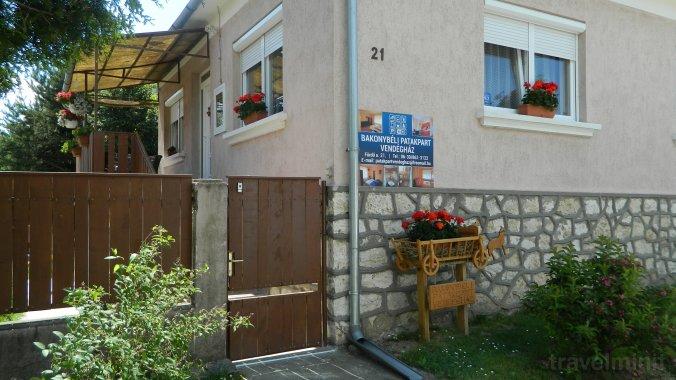 Bakonybéli Patakpart Guesthouse Bakonybél