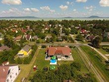 Accommodation Látrány, Berekside Vacation home