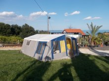 Kemping Veszprém megye, Egzotikus Kert Campturist 30nm Kempingsátor