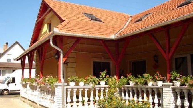 Casa de oaspeți Szivárvány Tokaj