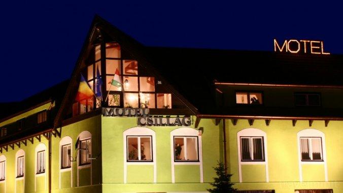 Csillag Hotel Miercurea Ciuc