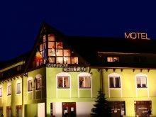 Motel Brad (Negri), Tichet de vacanță, Csillag Motel