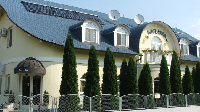 Boglárka Panzió-Étterem és Apartmanházak Mezőkövesd