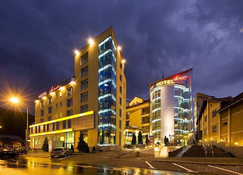 Ambient Hotel Brassó