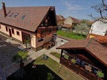Villa Leț, Ambient Villa
