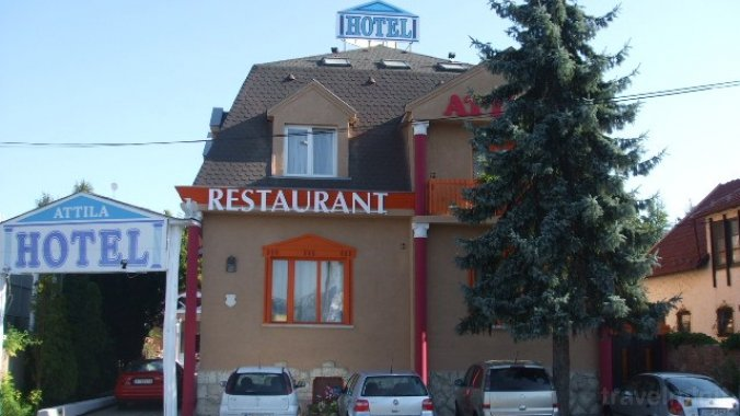 Hotel Attila Budapesta