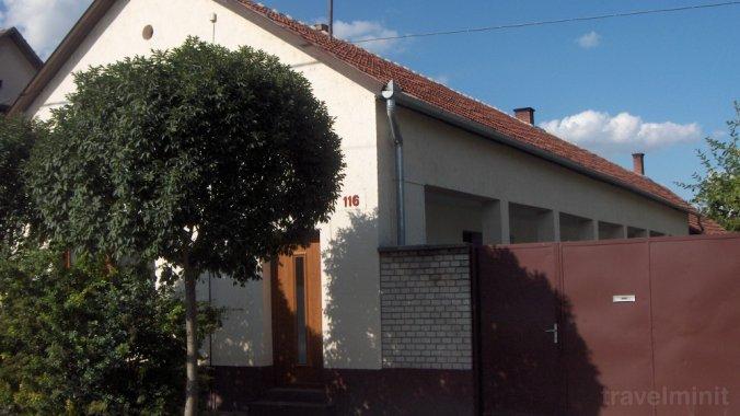 Csányi Guesthouse Kiskunmajsa