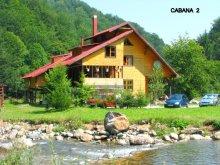 Kulcsosház Szokány (Săucani), Rustic House