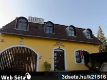 Accommodation Berkenye, Horváth Inn
