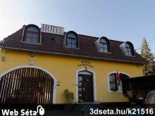 Accommodation Kóspallag, Horváth Inn