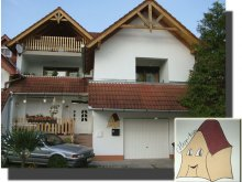 Accommodation Dombori, Hepp Guesthouse