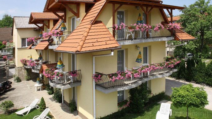 Apartamentul Timpa Hévíz Hévíz