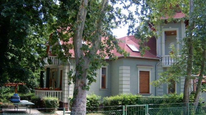 Szemesi Villa Balatonszemes
