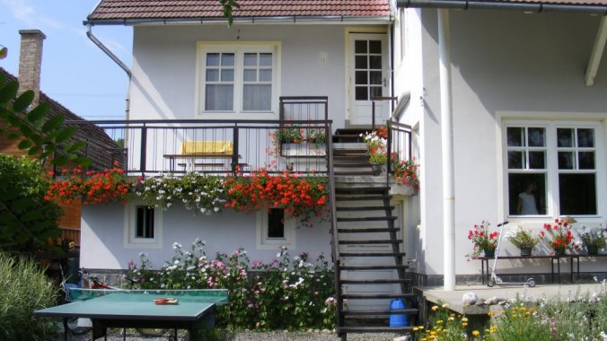 Sóvirág Guesthouse Praid