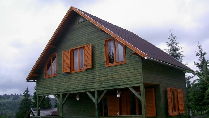 Boróka House Comandău