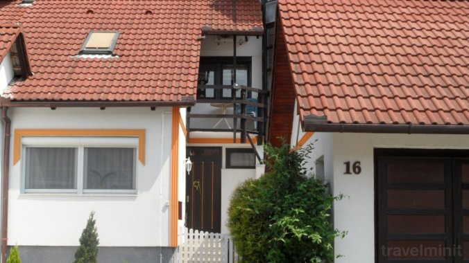 Gabriella Apartments Harkány