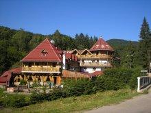 Panzió Sepsiszentgyörgy (Sfântu Gheorghe), Tichet de vacanță, Vár Panzió