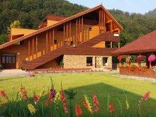 Accommodation Izvoru Berheciului, Tichet de vacanță, Green Eden Guesthouse