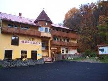 Pensiune Lăzărești, Vila Transilvania