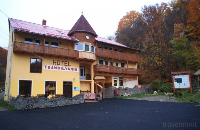 Vila Transilvania Băile Balvanyos