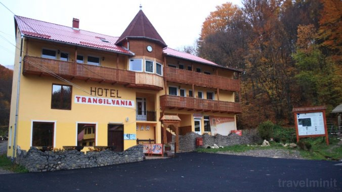Villa Transilvania Băile Balvanyos
