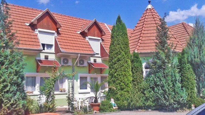 Tünde Guesthouse Bogács