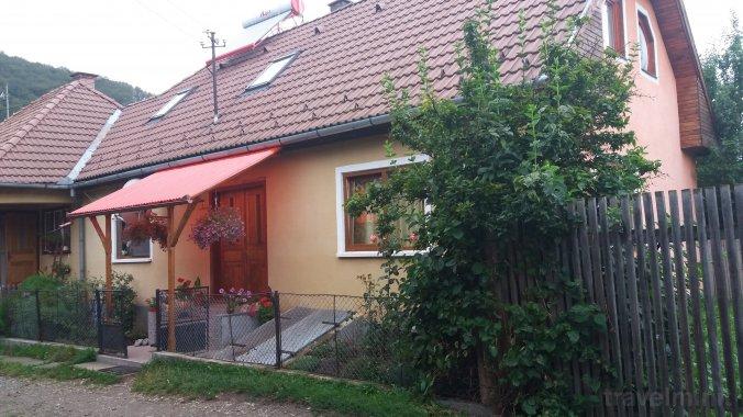 Casa de oaspeți János Armășeni