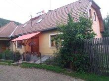 Casă de oaspeți Valea Lupului, Casa de oaspeți János