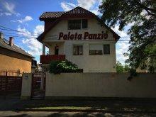 Cazare Budapesta (Budapest), Pensiunea Palota