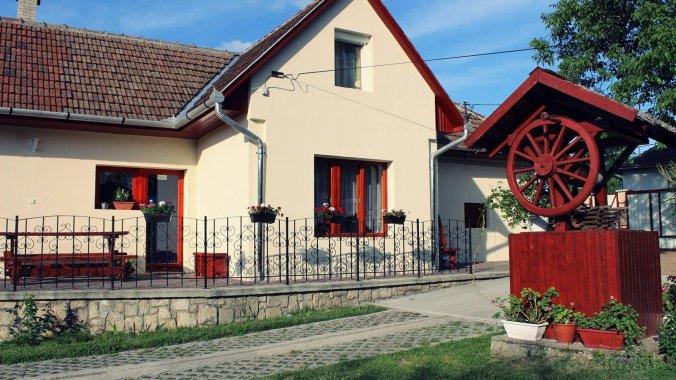 Casa de oaspeți Zempléni Erdőbénye